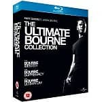 The Ultimate Bourne Collection (Region Free Blu-ray)