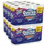 48-Count Double-Roll Quilted Northern Ultra Plush Toilet Tissue