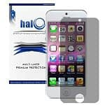 3-Pack Halo Clear Film Screen Protector for iPhone 5