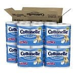 32-Count Cottonelle Clean Care Double Roll Toilet Paper