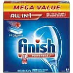 85-Count Finish Powerball Tablets (Fresh Scent)