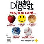 Magazine Subscriptions: Reader's Digest $4/year, Weight Watchers $4.50/year, Muscle & Fitness $4.30/year