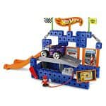 Trio Hot Wheels Lift'n Go Garage $10, Imaginext Allosaurus $10, Select Sing-A-Ma-Jigs