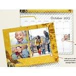 Shutterfly Coupon: Personalized 12-Month Photo Calendar