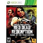 Red Dead Redemption: Game of the Year Edition (Xbox 360, PS3)