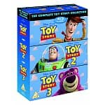 Toy Story 1-3 Box Set (Region Free Blu-ray)