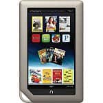 "16GB Barnes & Noble Nook 7"" WiFi Tablet (Refurbished, Silver)"