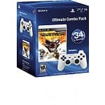 Twisted Metal (PS3) + Dualshock 3 Wireless Controller Ultimate Combo Pack