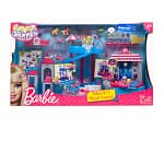 Squinkies Barbie Deluxe 3-in-1 Play Set Surprize
