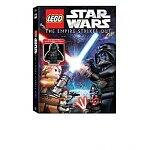 LEGO Star Wars: Empire Strikes Out DVD w/ Mini-Figurine Pre-Order
