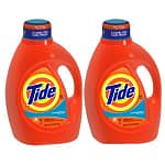 200-oz Tide Laundry Detergent (HE or Non-HE, Clean Breeze) + $5 Target Gift Card