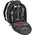 Tamrac Travel Pack 73 Photo DSLR Camera Backpack $30 + free shipping