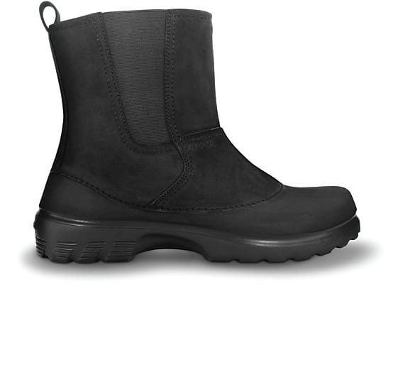 Crocs Men's Boots: AllCast Duck Slip On Boot $36, Greeley Leather Boot $26.25 + Free Shipping