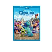 Amazon Deal: Monsters University (Blu-ray + DVD)