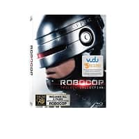 Walmart Deal: Robocop Trilogy Collection Pre-Order (Blu-ray) + $5 VUDU Disc-To-Digital Credit