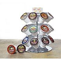 Amazon Deal: Single Serve Coffee Carousel (fits 24 Keurig K-Cups)