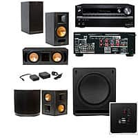 Acoustic Sound Design Deal: Klipsch RB-61II 5.1-Channel Home Theater System