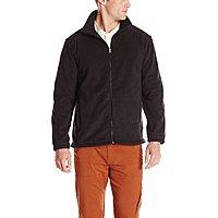 Amazon Deal: White Sierra Men's Mountain Fleece Jacket (black)