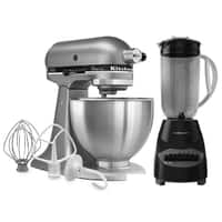 Kohls Deal: 4.5-Qt KitchenAid Classic Plus Stand Mixer + Blender + $60 in Kohl's Cash