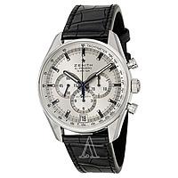 Ashford Deal: Zenith El Primero 36'000 VPH Automatic Chronograph Watch $3999, or w/ Bracelet