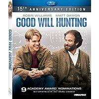 Amazon Deal: Good Will Hunting: 15th Anniversary Edition (Blu-ray)