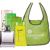 Yves Rocher Deal: 15x of 8.4-Oz Shower Gels + Eco Bag + Choice of Select Gift