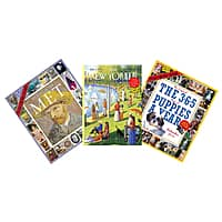 BookOutlet Deal: 2015 Calendars (various): 3x Calendars $7.50, 2x Calendars