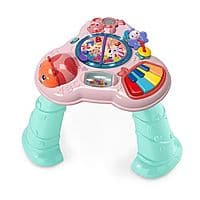 Kohls Deal: Kohls Cardholders Only: Bright Starts Pretty in Pink Musical Learning Table $16.25 + free shipping