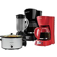 Kohls Deal: Choose 4: 12-Cup Coffee Maker, Blender or 6-Qt Slow Cooker + $10 in Kohls Cash