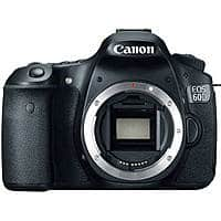 B&H Photo Video Deal: Canon EOS 60D 18MP Digital SLR Camera (Body Only)