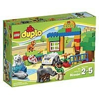eBay Deal: Lego Duplo: My First Zoo $20, Number Train or Town Airport