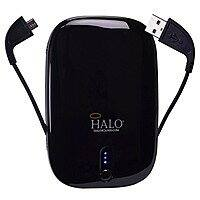 iTechDeals Deal: Halo 5500mAh External Battery Pack w/ Built in Cables