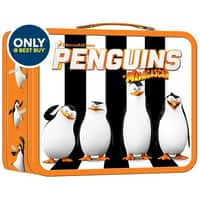 Best Buy Deal: Penguins Of Madagascar Lunchbox