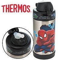 Deal Genius Deal: 10-Oz Thermos Cold FUNtainer (Star Wars, Smurfette or Spiderman)