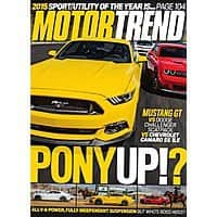 DiscountMags Deal: 4-Years Motor Trend Magazine