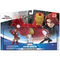 Target Deal: Disney Infinity: Select Marvel Super Heroes 2.0 Edition Sets