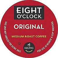Staples Deal: 180-Ct Eight O' Clock Coffee K-Cups for Keurig Brewers