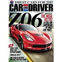 TopMags Deal: Magazines: Car & Driver or Road & Track