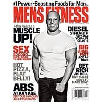 DiscountMags Deal: 3-Years Men's Fitness Magazine