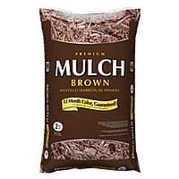 Lowes Deal: 2 cu. ft. Premium Hardwood Mulch (Brown, Red or Black)