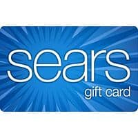 eBay Deal: Gift Cards (Digital Delivery): $100 Sears