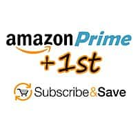 Amazon Deal: Amazon Paid Prime Members: 1st Subscribe & Save Order