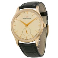 JomaShop Deal: Jaeger LeCoultre Master Grand Men's 18kt Rose Gold Watch