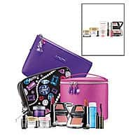 Macy's Deal: 7-Piece Lancome Gift Set (Genifique Youth Concentrate,Bi-Facil Eye Makeup Remover, Mascara, Blush & Lipstick Duo, Night Cream, Bag)  w/ $36 Purchase + Free Shipping