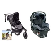 Kohls Deal: BOB Revolution SE Sport Stroller + BOB B-Safe Infant Car Seat (reg $160) + Car Seat Adapter + $80 in Kohls Cash $424, More + free shipping