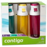 Deal: 3-Pack 24-Oz Contigo Jackson Hydration Bottle $15 + free shipping