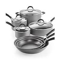 Macy's Deal: 11-Piece Circulon Hard-Anodized Momentum Cookware Set + Bonus 3-Qt Covered Saucepot $132.49 + Free Shipping