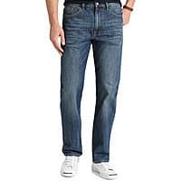 Macy's Deal: 3-Pair Izod Men's Jeans (Comfort-Fit Stretch, Regular-Fit, Relaxed-Fit Five-Pocket ) $42 + free shipping ($14 per pair when you buy 3)