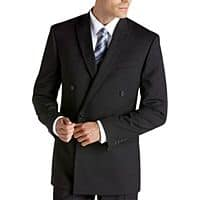 Men's Wearhouse Deal: Men's Wearhouse: Calvin Klein Double Breasted Wool Suit