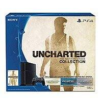 Target Deal: 500GB Playstation 4 (Uncharted or Last of Us) + $50 Target Gift Card